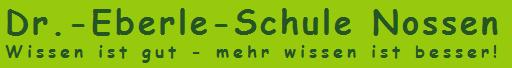 Homepage der Dr.-Eberle-Schule Nossen